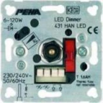 Peha dimmer LED 6-60W